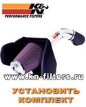 K&N 63 Series kits - K&N AirCharger® High Performance