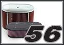 K&N 56 Series kits - Fuel Injection Performance Kit (FIPK)