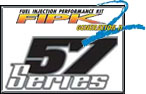 K&N 57I GEN2 Series kits - Fuel Injection Performance Kit (FIPK)
