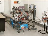 Лабораторные тесты воздушных фильтров K&N