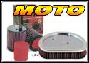 K&N MOTO Air Filter AL BM DU HA HD KA SU YA Series