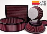 K&N Filters устанавливаемые в штатный корпус