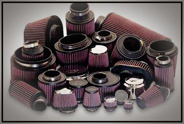 K&N Filters универсальные фильтры